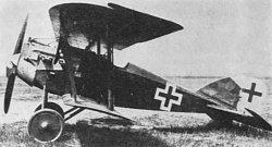 Aviatik D6