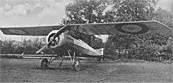 Morane-Saulnier P