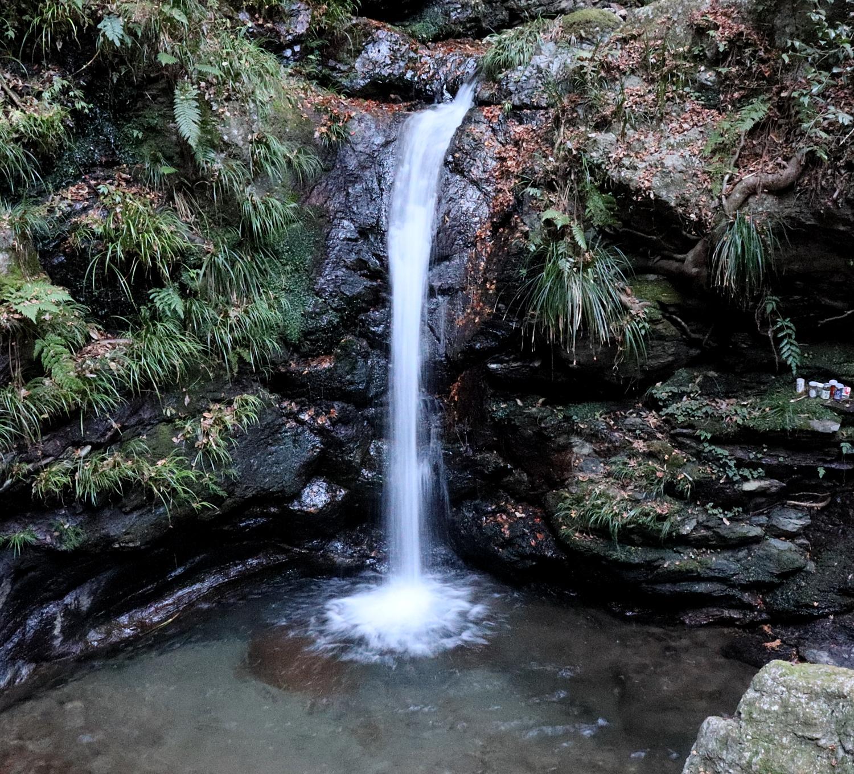 女滝 黒山三滝