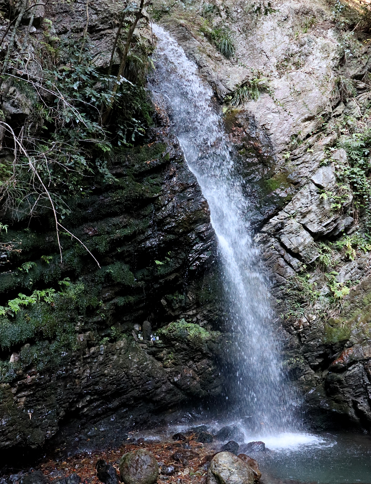 黒山三滝 男滝