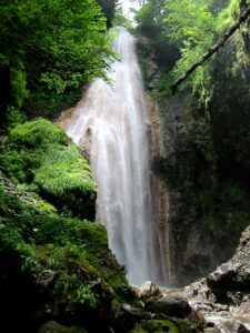 三本滝(本沢の滝)