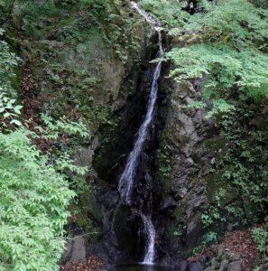 二重の滝 丹沢大山